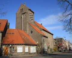 Haarlem Oud-Katholieke kerk H.Anna en H.Maria koor (Arthur-A) Tags: anna church haarlem netherlands cathedral maria mary nederland kirche ann kerk eglise cathedrale kathedraal oudkatholiek dutchcatholic