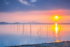 IMG_8052 Los Urrutias (digsoto - Diego Soto) Tags: longexposure mar amanecer marmenor largaexposicion clik urrutias