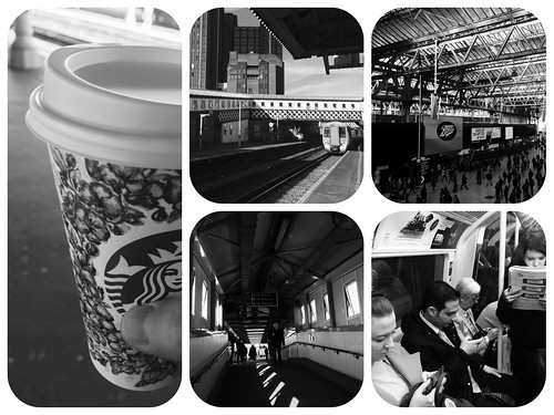 Morning commute ©  Still ePsiLoN