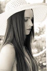 lisa (Frigo Daniele) Tags: portrait woman blackwhite model nikon artisawoman