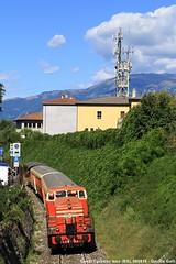 Cne 517 (Davuz95) Tags: cne treno dei iseo sapori 517 sapoti pisogne
