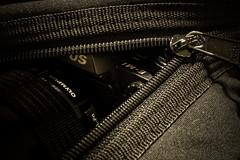 (HMM) Camera Bag (aotaro) Tags: black bag sony olympus hmm camerabag em1 canoncloseuplens500d macromondays omdem1 mzuikodigitaled1240mmf28pro fe55mmf18za ilce7m2