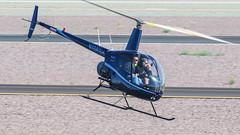 Robinson R22 Beta  N156SH (ChrisK48) Tags: aircraft beta helicopter 2007 dvt robinsonr22 phoenixaz kdvt phoenixdeervalleyairport n156sh