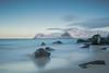 Myrland (fuerst) Tags: travel seascape beach norway rock strand landscape norge norwegen fels landschaft lofoten reise myrland