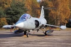 MM54558 (david47uk) Tags: lockheed italianairforce tf104g kleinebrogel f104starfighter 4stormo mm54558 20gruppo