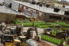 r_160428437_kos_a (Mitch Waxman) Tags: newyorkcity newyork construction scaffold greenpointbrooklyn newtowncreek laborers constructionequipment kosciuszkobridge nysdot dukbo
