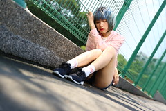 IMG_3530 (chen_U) Tags: girl beautiful canon pretty taiwan 台灣 女孩 6d 東海 外拍 戶外