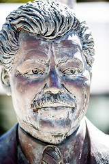 Luis Donaldo Colosio (Thomas Hawk) Tags: sculpture museum mexico cabo bajacalifornia baja cabosanlucas loscabos todossantos luisdonaldocolosio museodelacasadecultura