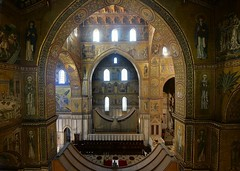 Monreale Cathedral, Sicily, May 2016 571 (tango-) Tags: italy duomo sicilia cattedrale monreale sizilien