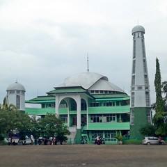 Masjid Agung Pelabuhan Ratu (ConanHolmes) Tags: masjid sukabumi agung pelabuhanratu masjidagungpelabuhanratu