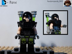 Bane (Random_Panda) Tags: comics book dc comic lego fig character books super hero figure superhero characters heroes minifig minifigs superheroes figures figs minifigure minifigures