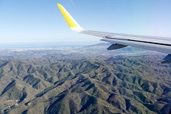 Approaching Airport Malaga AGP Andalusia Spain (roli_b) Tags: by photo airport foto view air picture aerial andalucia vista flughafen andalusia aeropuerto malaga aereo approaching luftbild agp luftaufnahme