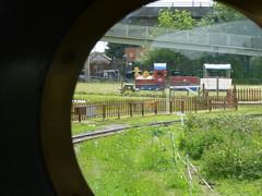 P1050699 (Hampton & Kempton Waterworks Railway.) Tags: loop galaday 2015 darent
