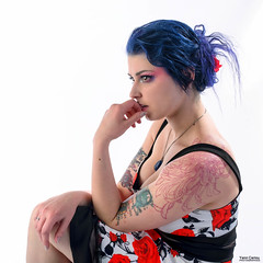 Naeko-02 (Yann Cariou) Tags: tatoo tatouage naeko