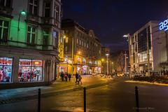 Bytom (nightmareck) Tags: night europa europe fuji streetphotography poland polska handheld fujifilm fujinon silesia bytom pancakelens xe1 apsc mirrorless lskie grnylsk xtrans fotografiauliczna fotografianocna xmount xf18mm xf18mmf20r bezlusterkowiec