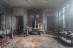 Military Order (Cyber House) Tags: france haze nikon shadows decay empty exploring cannon chateau derelict hdr ue urbex photomatix cyberhouse militaryorder napoleonbonapartefan