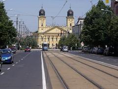 Great Calvinist Church, Debrecen, Hungary (The Broccoli) Tags: church hungary ungarn hungria debrecen ungheria magyarorszg hungra hongarije hongrie  debreczin debretin  debrecin debrezin  debrein debrecn debreczyn