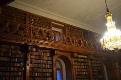 The Helikon Library [Keszthely - 5 December 2015] (Doc. Ing.) Tags: wood castle hungary library books bookshelf hu zala 2015 keszthely festeticspalace helikonlibrary