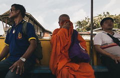 (Richard Strozynski) Tags: street people canon thailand photography asia south monk buddhism east tokina laos 550d 1116mm