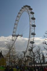 The London Eye (CoasterMadMatt) Tags: uk greatbritain england london eye wheel observation spring big photos unitedkingdom britain landmarks londoneye ferris photographs gb april ferriswheel bigwheel lambeth southeastengland 2016 nikond3200 capitalcity observationwheel londonlandmarks londonboroughoflambeth coastermadmatt capitalcityofbritain april2016 coastermadmattphotography spring2016 london2016 londoneye2016