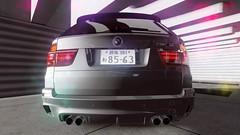 BMW X5 M 2011 (Sim Racing Georgia) Tags: car free simulation m bmw racer x5 2011 reshade