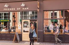 DSC_9869 (Adrian Royle) Tags: street city people food window beer bar restaurant cafe nikon walk yorkshire leeds shops bimble