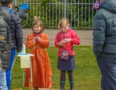 salesgirls (stevefge (away travelling)) Tags: park girls people orange netherlands nijmegen candid nederland oranje goffertpark koningsdag nederlandvandaag reflectyourworld