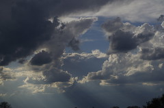 F._IMG8817 (Micha Olesiski) Tags: sun clouds poland polska soce chmury
