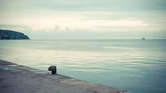 Port d'attache (Alexandre DAGAN) Tags: voyage travel sea sky mer color colour panasonic ciel slovenia slovenija 169 couleur koper slovnie lx100 panasoniclx100 dmclx100