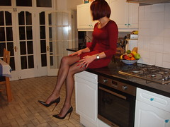 Little Red Dress (dianalondontv) Tags: sexy ass stockings sex tv erotic highheels dress legs slut arse mini erotica tights bum crossdressing sensual redhead tgirl transgender fantasy tranny transvestite upskirt heels hosiery manicure horny stocking tease elegant trans suspenders stiletto stilettoheels tart transexual miniskirt crossdresser arousing ff ts teasing leggy slutty anklet stilettos longlegs crossedlegs elegance decadent rednails geile minidress temptress thighhighs manicured seams stilletos louboutin beautifullegs anklebracelet tightskirt micromini stockingtops anklechain suspenderbelt tgurl lacetopstockings fullyfashionedstockings shortdress ffnylons ffstockings louboutins stilettonails