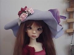 New Hats! (linda.trettel) Tags: wool doll hats felt
