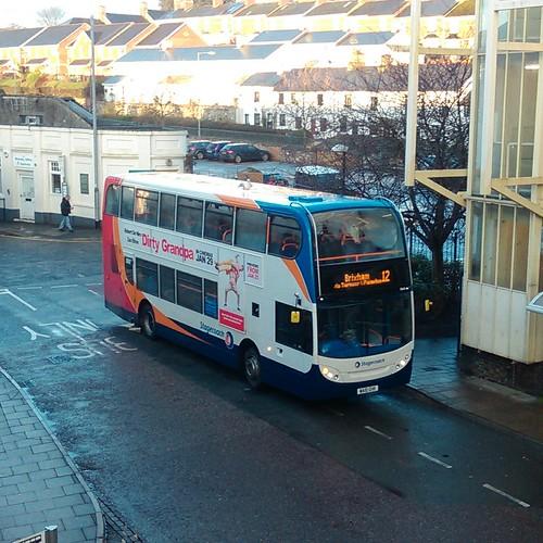 Stagecoach @ Newton Abbot