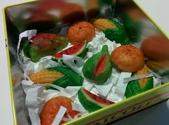 Martorana Marzipan Fruit and the sicilian Feast of the Dead (skitikkio_in_dublin) Tags: halloween almond traditions sicily marzipan sicilia sicilian martorana feastofthedead marzipanfruit sicilianrecipe