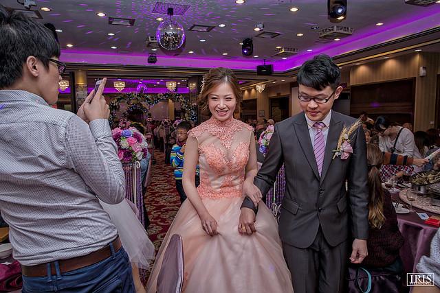 子健&雯琪|2015/12/05|南投新秘|草屯成都