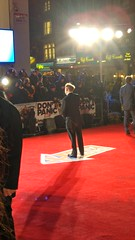 Toby Jones at the Premiere of Dad's Army at Odeon Leicester Square (Julie Ramsden) Tags: leicestersquare premiere odeon dadsarmy tobyjones