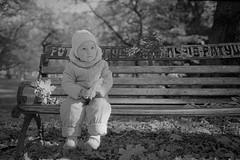 Marta (yuzefe) Tags: portrait people blackandwhite bw monochrome analog zeiss 35mm children kodak contax 35mmfilm cz manualfocus cy s2 distagon kodaktmax100 kodaktmax contaxs2 1435 distagon35mmf14 contaxzeiss