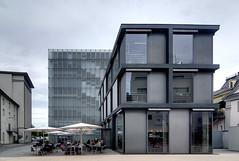 kunsthaus bregenz 14-08-20 5546_7_8Adjust (esuarknitram) Tags: museum sterreich architektur bodensee glas peterzumthor