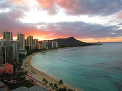 Waikiki Beach - January 2016 (1) (Jimmy - Home now) Tags: hawaii holidays pacific waikiki pacificocean diamondhead honolulu waikikibeach pacificrim pacifics