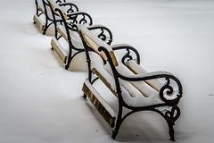 Zimske klupe