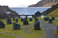 Caban Coch Dam (Coastal Co) Tags: uk wales dam aberystwyth elan 2016 elanvalley cabancoch