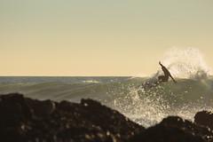 Salt Creek Special (Piizzi) Tags: sunset blackandwhite water ir photographer surfing orangecounty oc sanclemente saltcreek videographer pizzitola surfphotographer infraredphotographer chrispizzitola piizzi piizzicom piizzii alagunabeach
