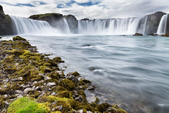 Godafoss (Gragio) Tags: summer water river waterfall iceland godafoss coth greatphotographers absolutelystunningscapes coth5