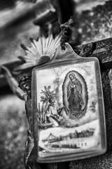 Our Lady Appears (RMGphotos) Tags: saint mexico religious shrine catholic cross desert faith religion jesus saints bajacalifornia catholicism shrines religions deserts crucifixion ourladyofguadalupe crucified vizcaino catholics
