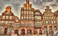(#2.886) Lneburg, Deutschland [Explore] (unicorn 81) Tags: old house architecture germany deutschland town haus explore stadt architektur altstadt hansestadt lneburg niedersachsen lowersaxony explorephoto