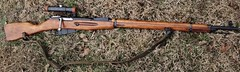 Mosin Nagant PU Sniper - Authentic 1943 (tigertailzbezerk@att.net) Tags: world 2 war gates rifle front soviet sniper ww2 russian eastern roza enemy stalin 1943 pu stalingrad kursk mg42 mosin nagant shanina ppsh  mp40 m9130
