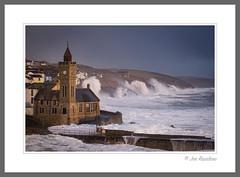 Porthleven Storm (Joe Rainbow) Tags: ocean sea seascape storm landscape coast cornwall waves imogen porthleven