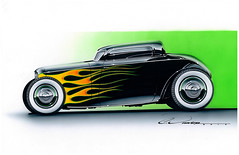 Flamin Coupe