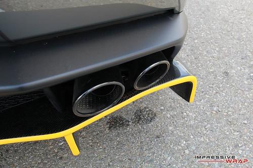 DMC Lamborghini Huracan by Impressive Wrap