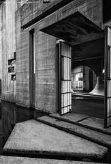 _MG_9377 (Andrea Chiggiato) Tags: bw black art monochrome architecture canon blackwhite fineart carlo architettura brion scarpa brionvega geometria geometrics