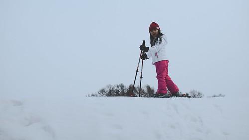 winter snowshoe hokkaido outdoor daughter yukon 北海道 snowshoes sakurako charlies 娘 スノーシュー 7歳 yukoncharlies さくらこ 櫻子 サクラコ 7歳4ヶ月